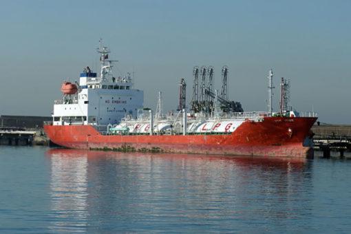 Perlite espansa Perodic isolamento criogenico navi