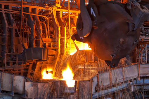 Perlite espansa media Peralit 20 refrattario altiforni siderurgia