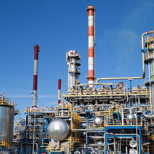 Isolatek TYPE MII - intonaco ignifugo per il settore petrolchimico