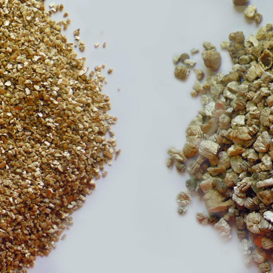 vermiculite espansa granulometria fine e media