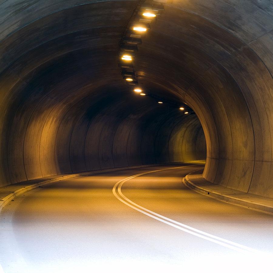 protezioni passive al fuoco in tunnel e gallerie stradali e ferroviarie con intonaco ignifugo Isolatek TYPE MII T